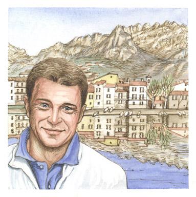 Antonio Rossi, Lecco