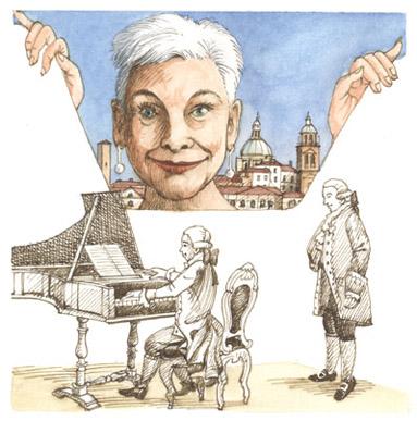 Edgarda Ferri - Mantova