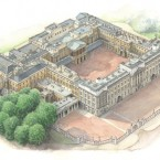 Londra Buckingam Palace, bd
