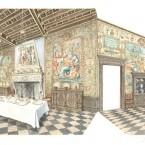 Milano, Palazzo Bagatti Valsecchi, sala da pranzo _bd