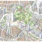 Milano,progetto Porta Nuova bd