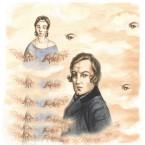 Robert  e Clara Schumann bd