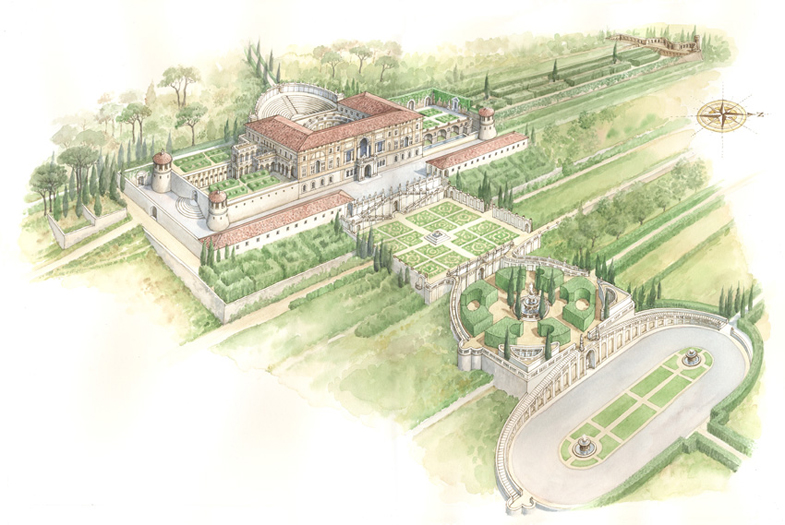Villa Madama Roma