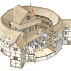 Shakespeare's Globe Theater bd