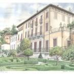 Villa Bertarelli, Galbiate (Lc)