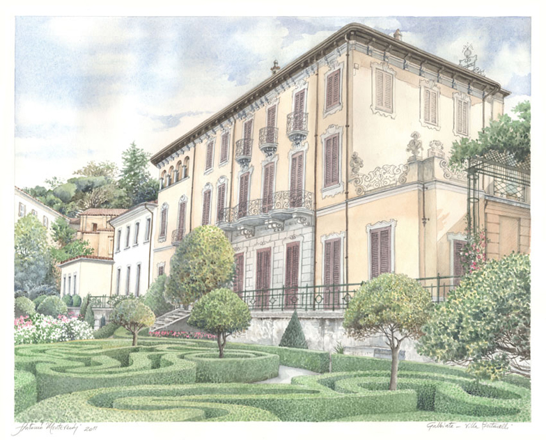 Villa Bertarelli, Galbiate(Lc) bd