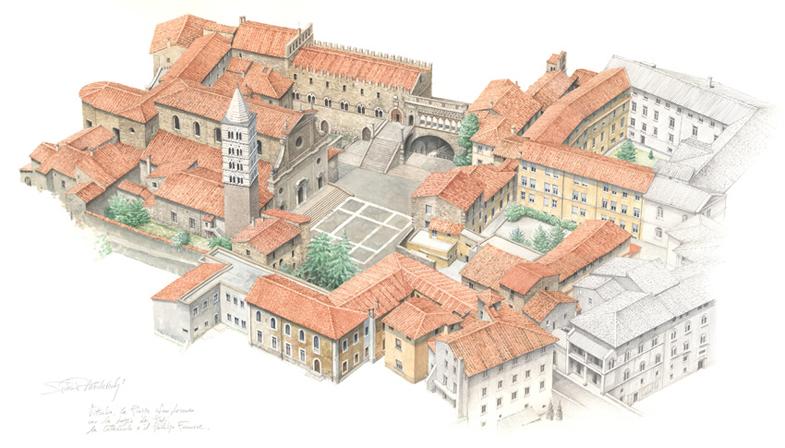 Viterbo, Duomo bd