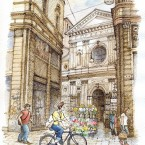 bici via Torino