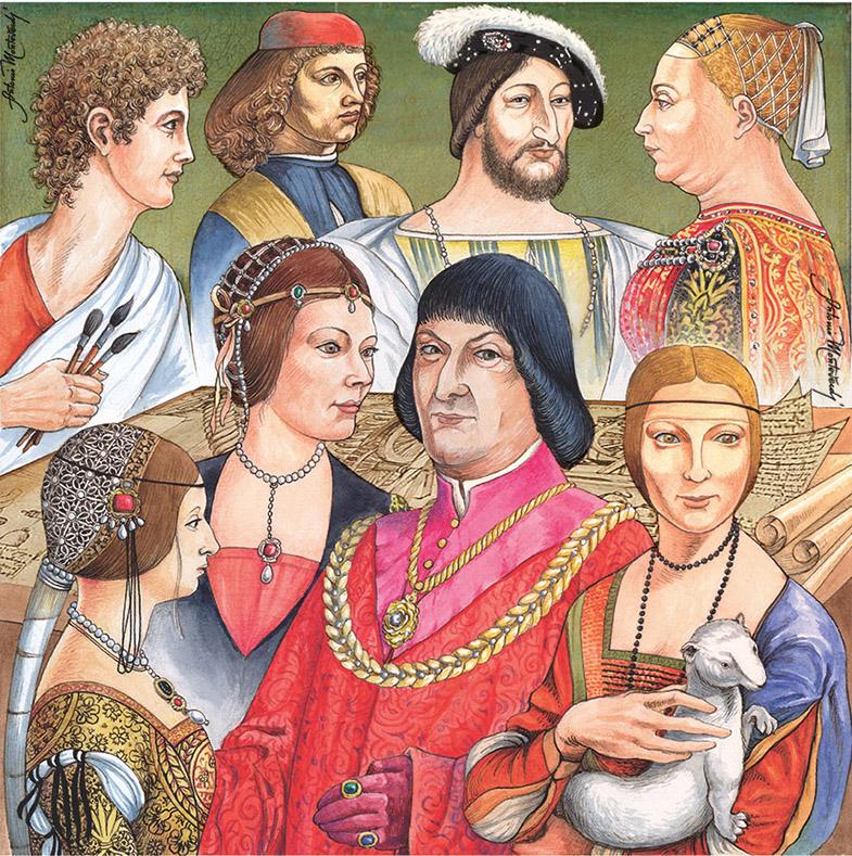 personaggi Leonardo bd2
